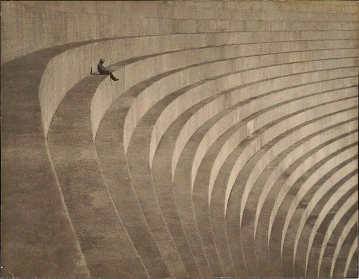 The Thinker by Hiromu Kira, 1930