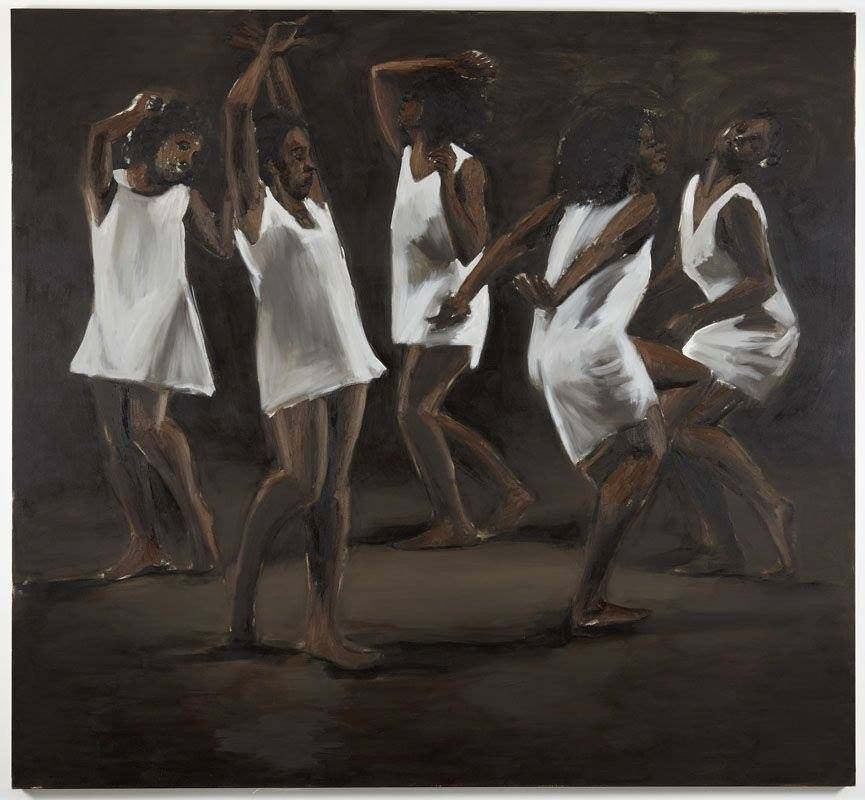 The Hours Behind You by Lynette Yiadom-Boakye, 2011.jpg