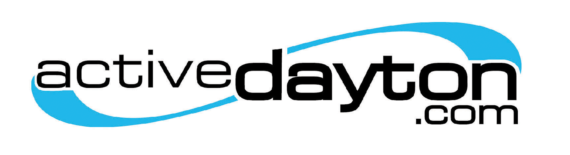 The pre-2015 logo for ActiveDayton.com. The logo was used online and in the print edition.