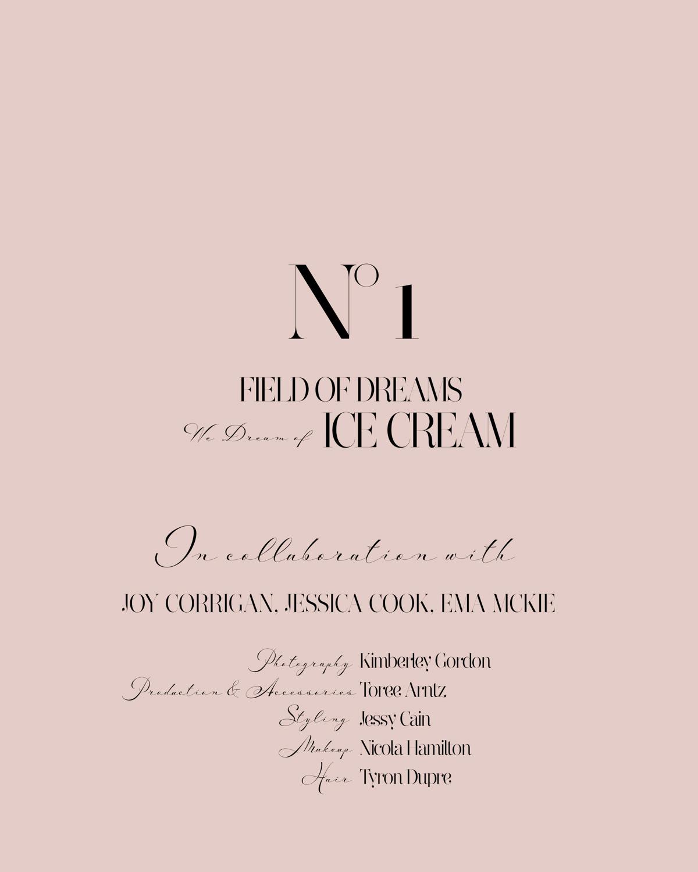 Field Of Dreams WE DREAM OF ICE CREAM COVER (2 of 2).JPG