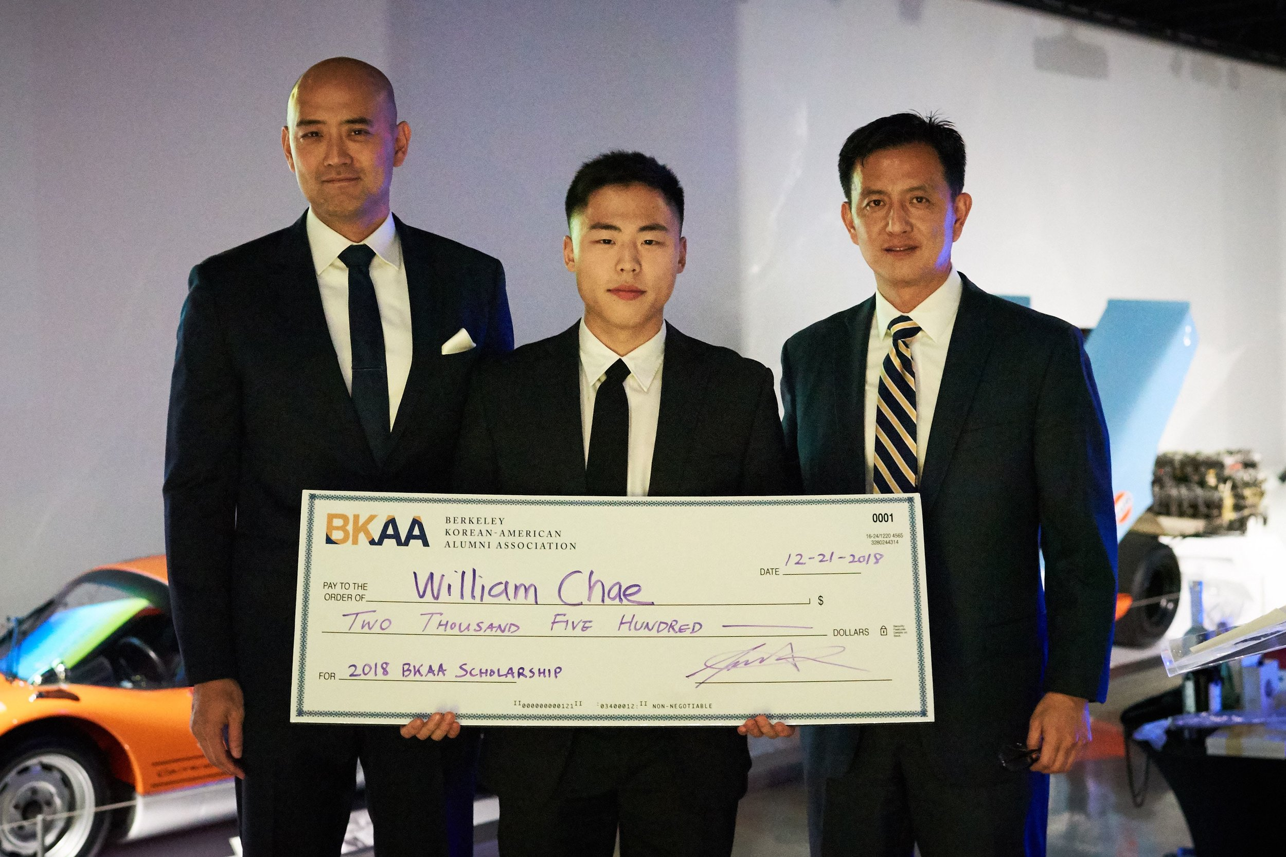 WILLIAM CHAE, Political Science