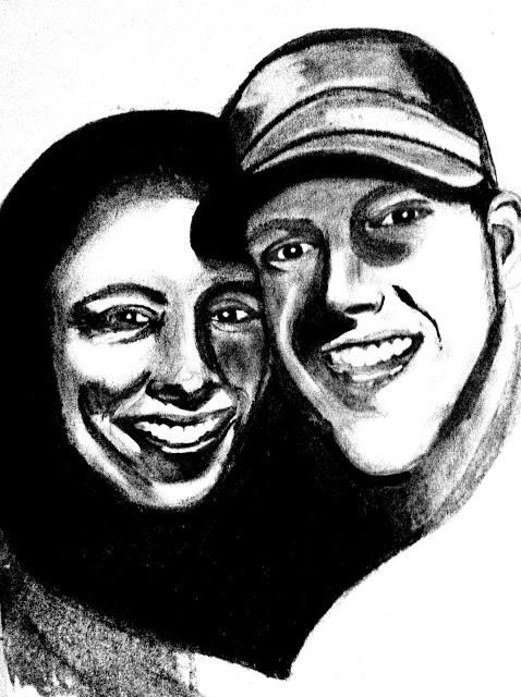 KATARINA & ROBERT. GRAPHITE AND CARBON 2012