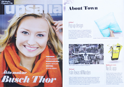 UPSALIA DEC 2014