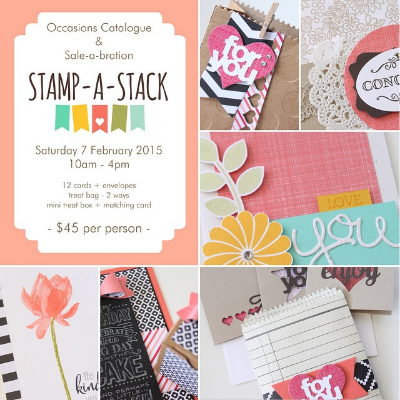 Come stamp with me - a six hour long stamp-stravaganza! Loads of fab projects to sample new products from the  #occasionscatalogue  and  #saleabration  Details in my latest blog post - link in bio...  #stampinup    #stampinupaustralia