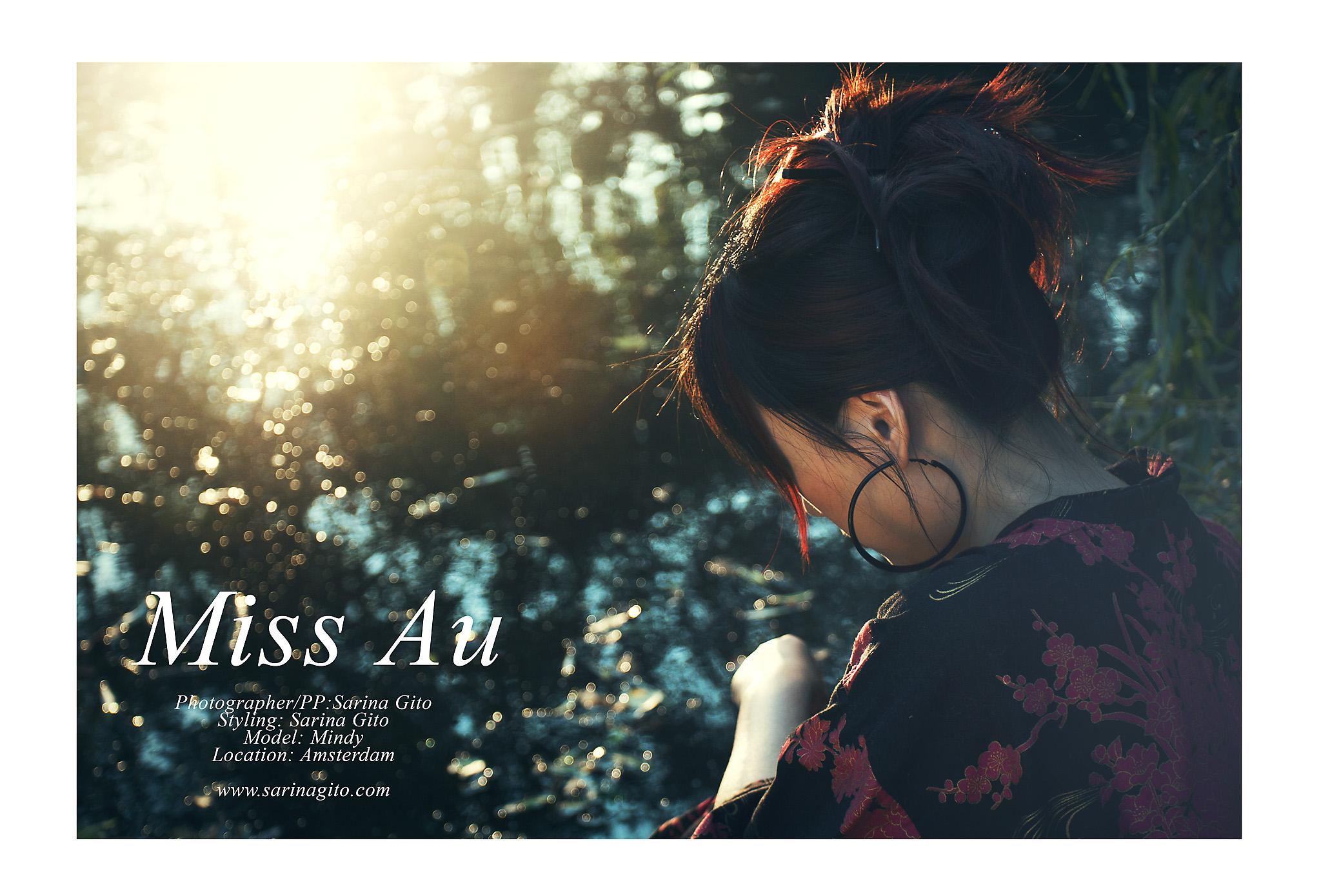 Photographer/PP/Styling: Sarina Gito | Model: Mindy Au