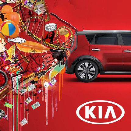 Kia Soul launch