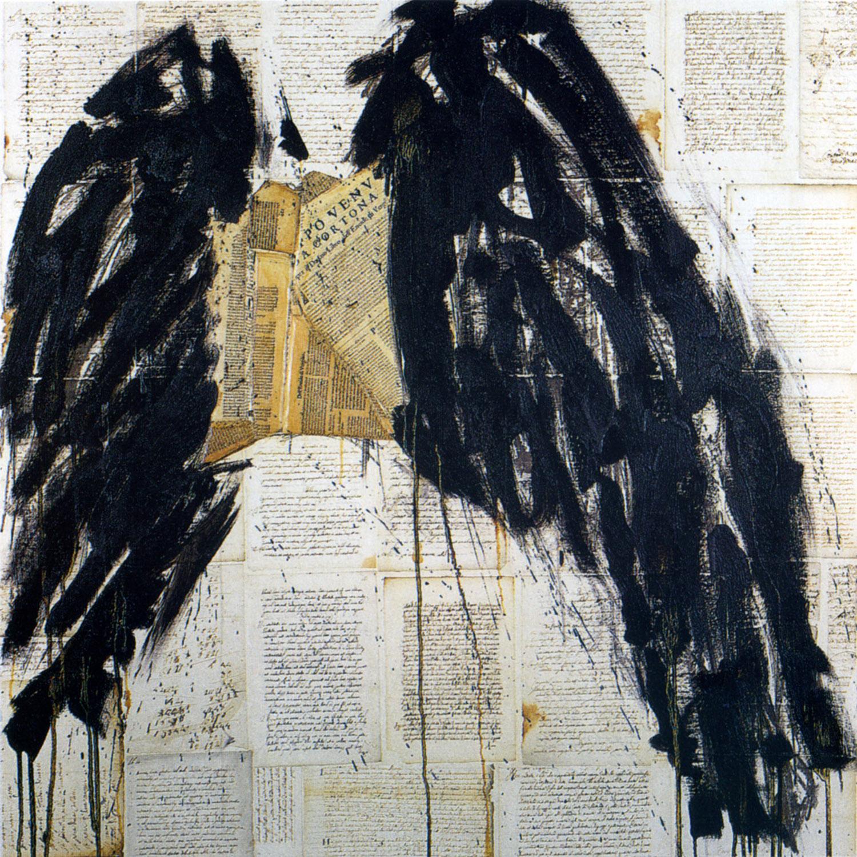 Libro con le Ali (Book with the Wings)