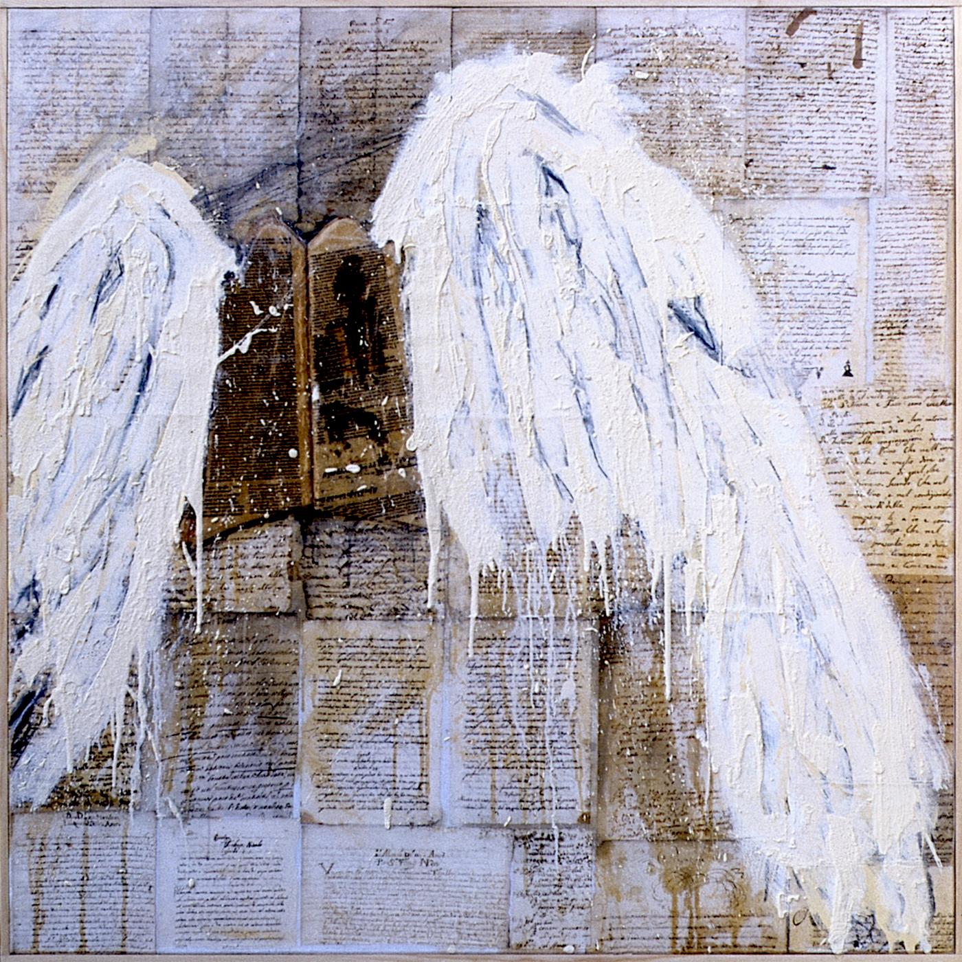 Libro con le Ali (Book with wings)