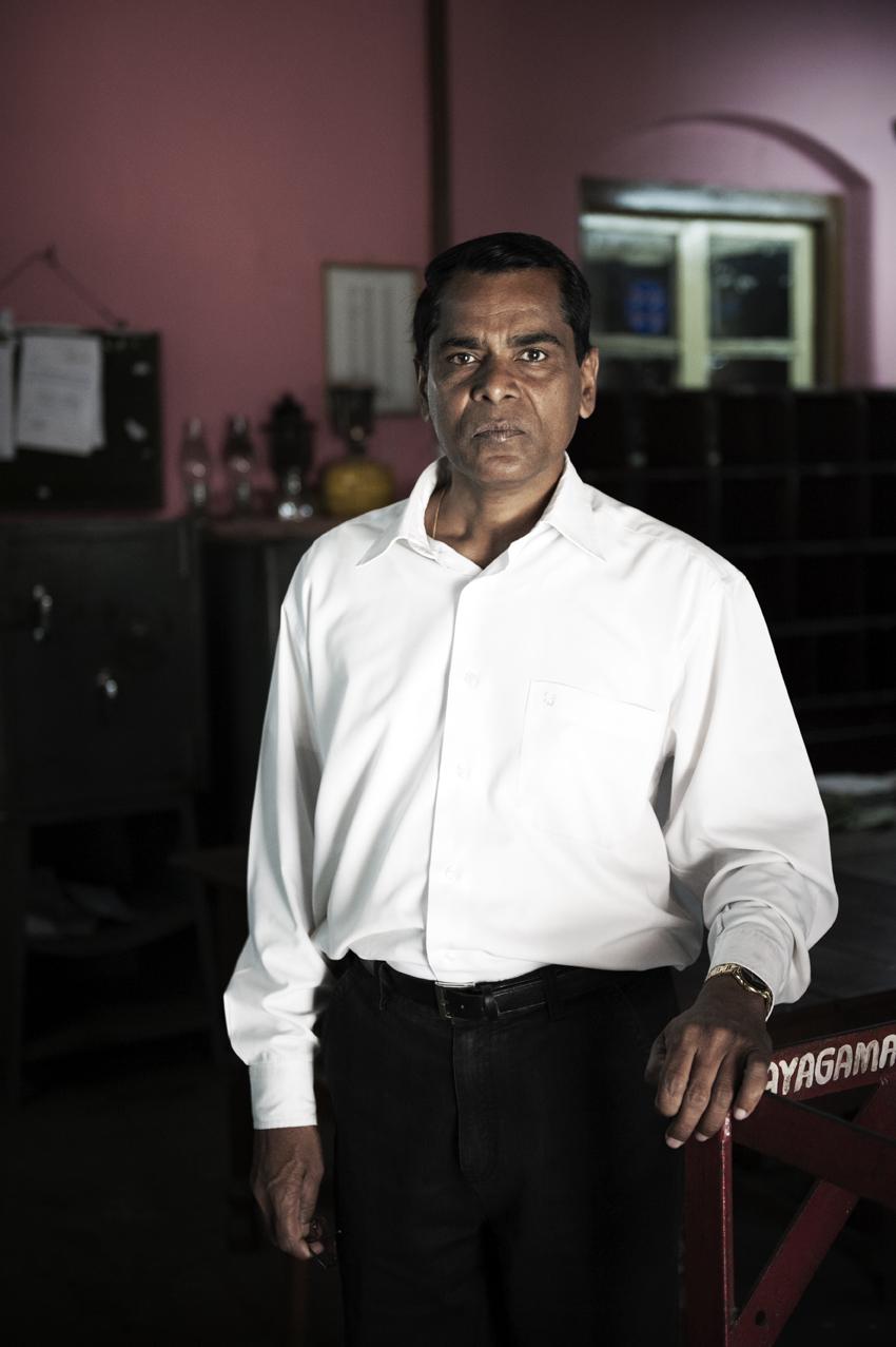 Deputy Chief of Postoffice - Eliya/ Sri Lanka