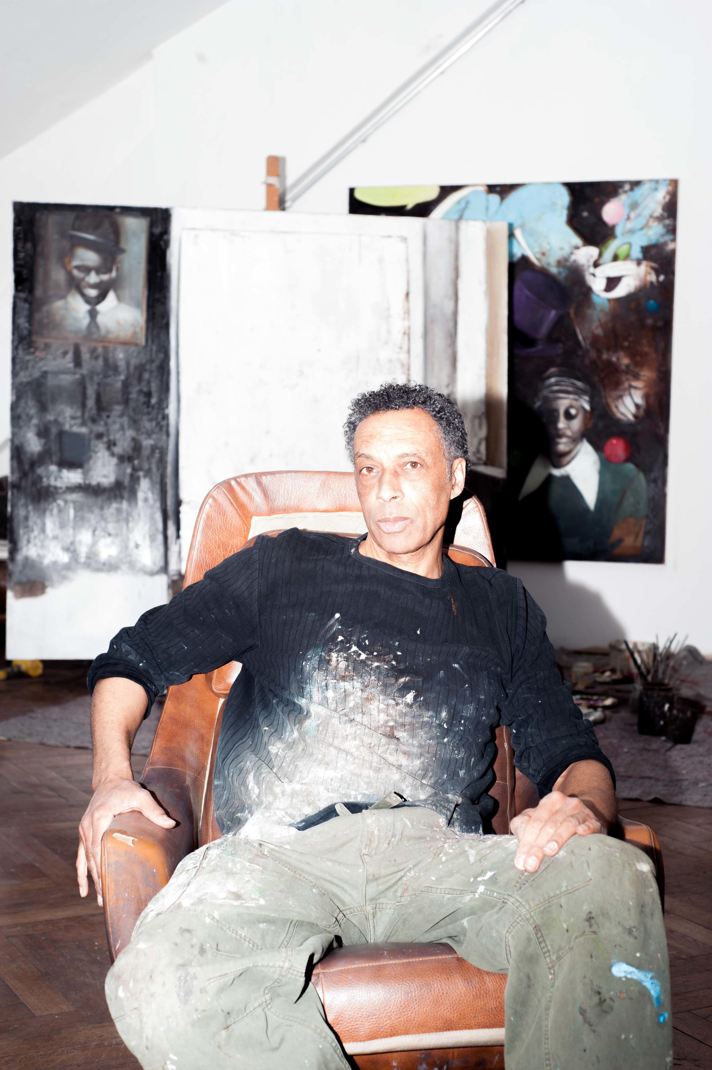 Ransome Stanley - Maler