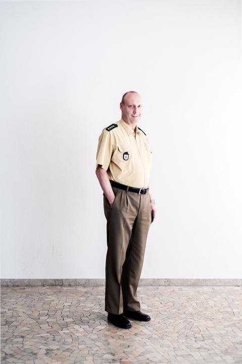 Robert Röske - Polizei Inspektion München