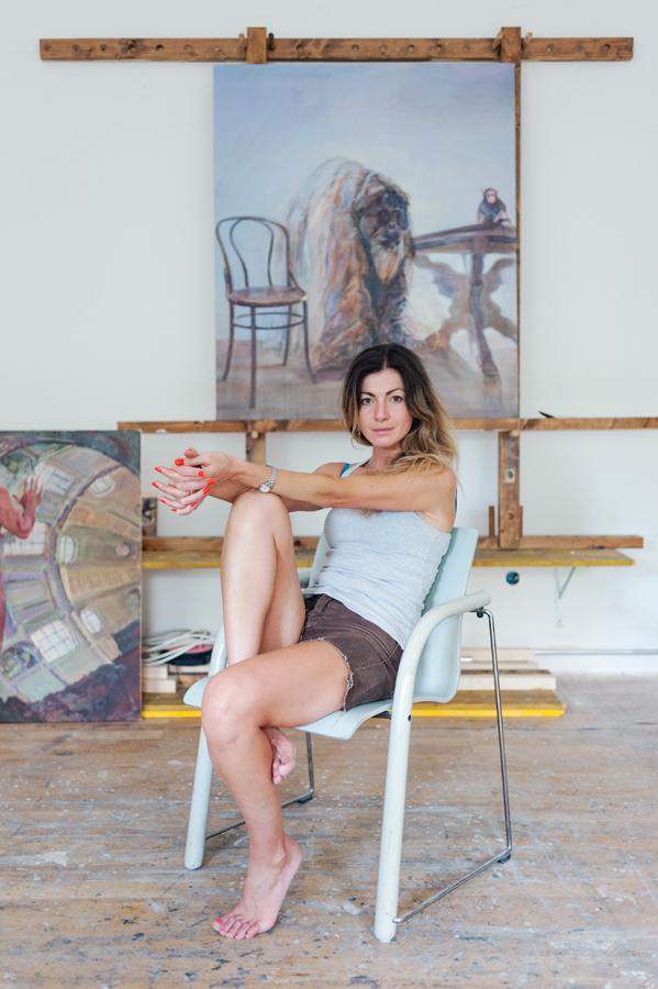 Liza Reich - Artist