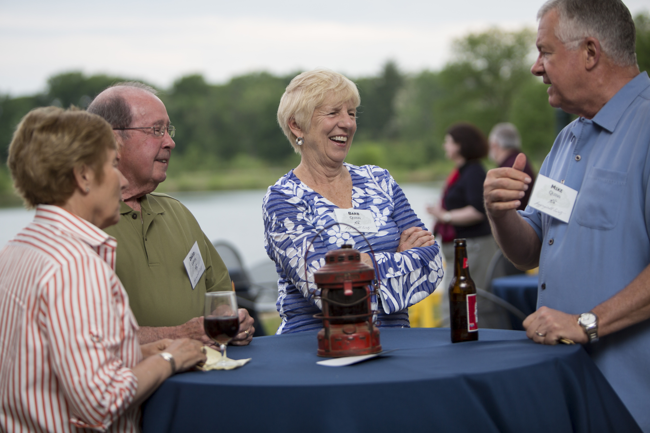 Leffingwell Society event, photographed by Jerry Naunheim