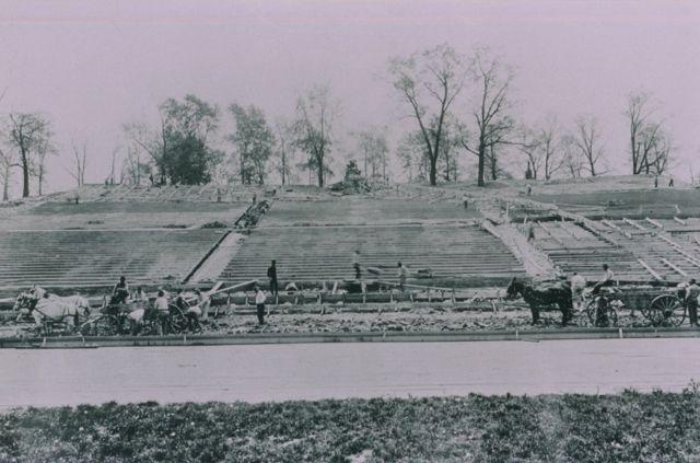 Construction of the MUNY