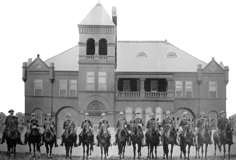 Forest Park Mounted Police Division