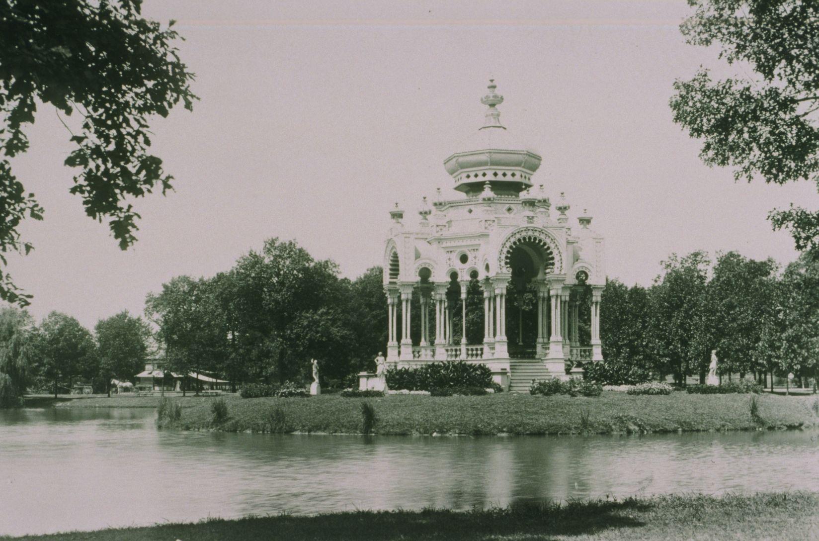 Original Pagoda Circle