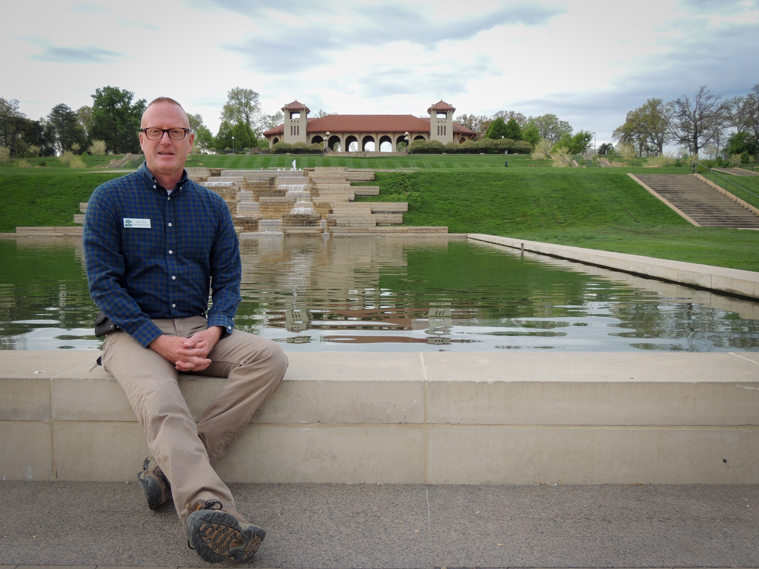 Forest Park Forever'sDan Nelson / Accompanying photographs by Calla Massman