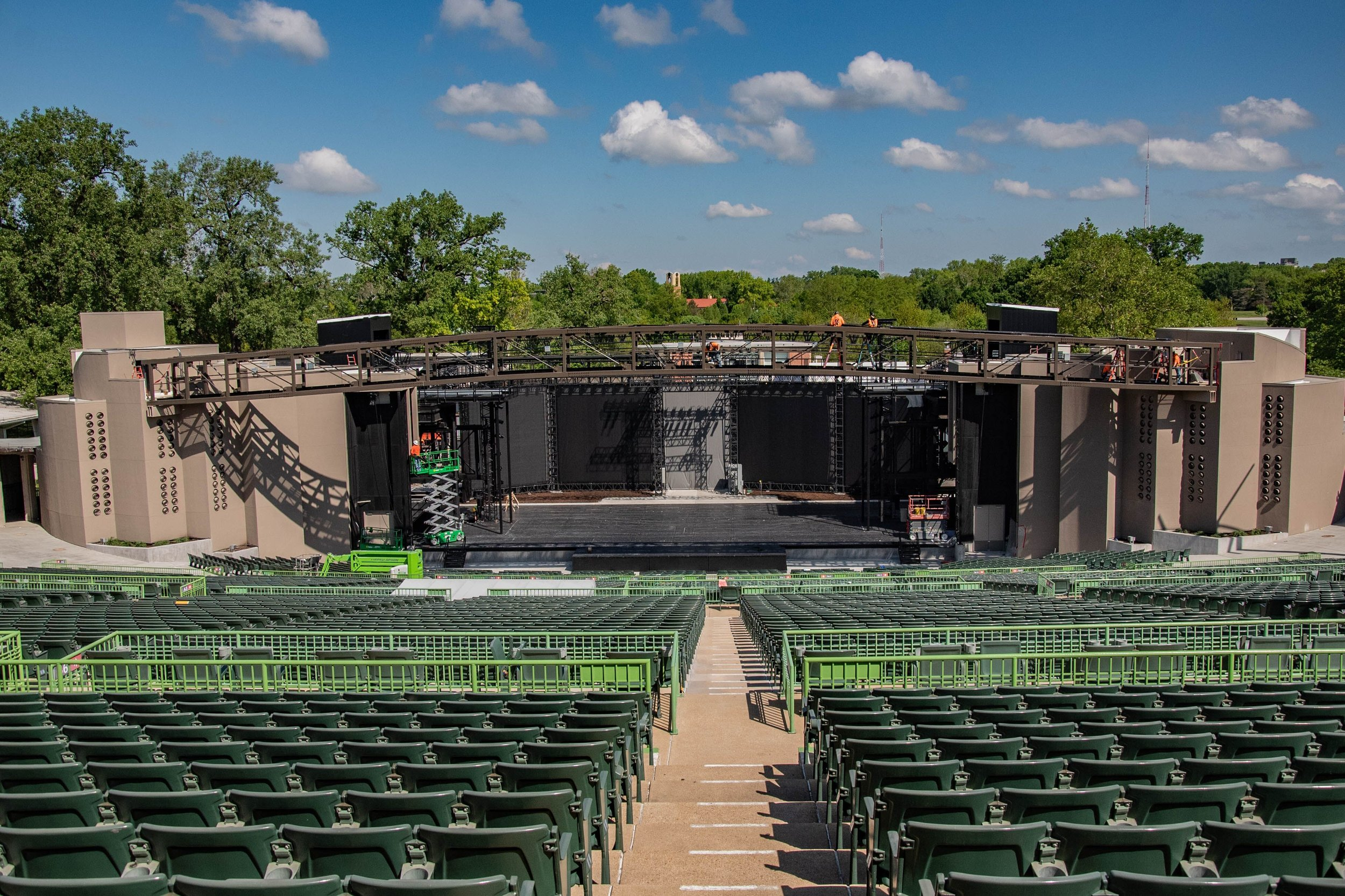 Photo Credit: Muny Staff Photographer