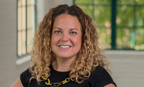 Forest Park Forever's Director of Community Engagement, Anne Grossmann