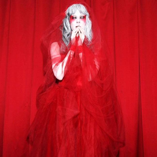 RITUAL atBANZAI!, Red Lotus Room, 2012  Photograph by Brian Kwon