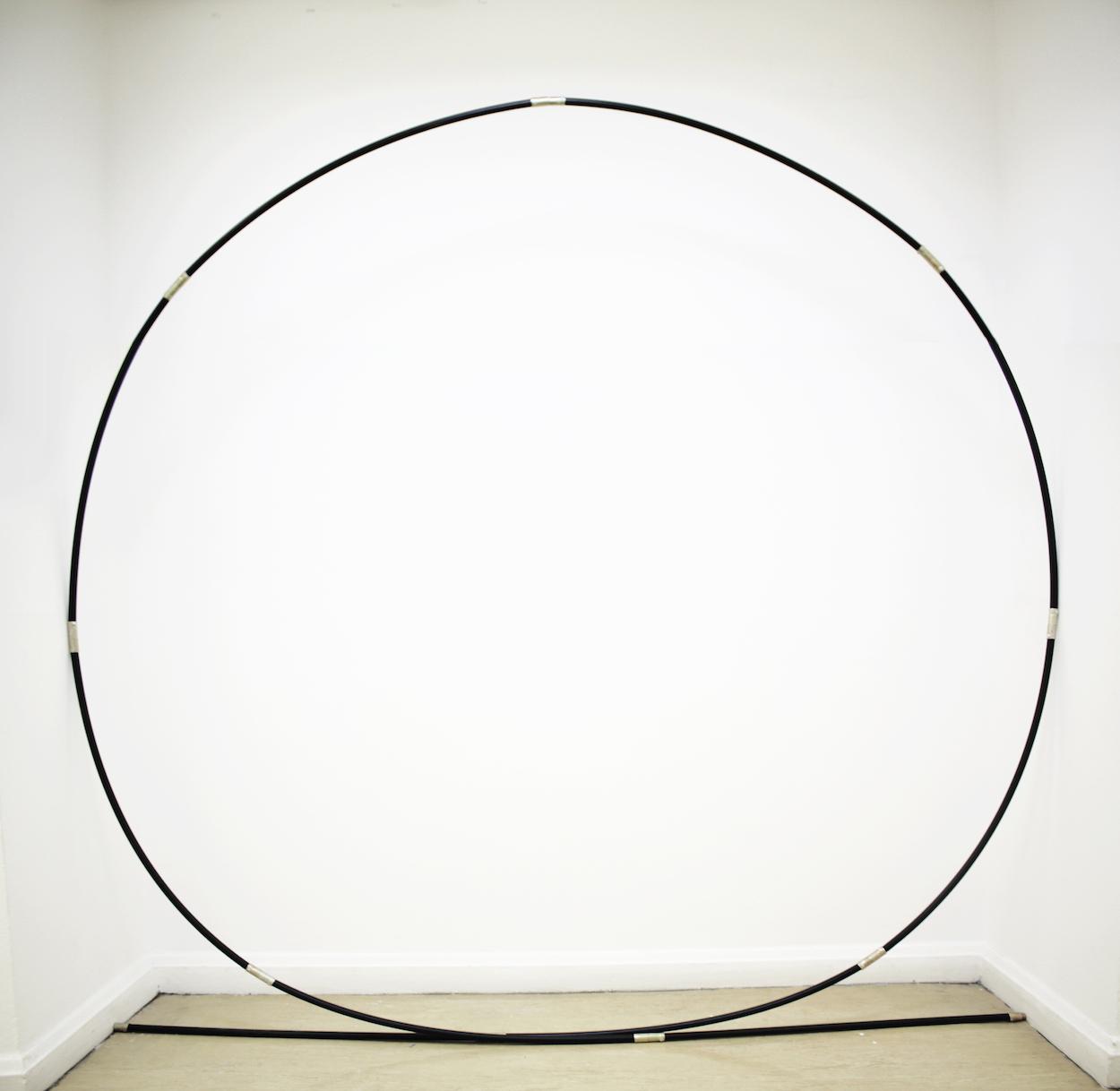 """O Series 1"" (2013), Robyn Benson. Plastic"