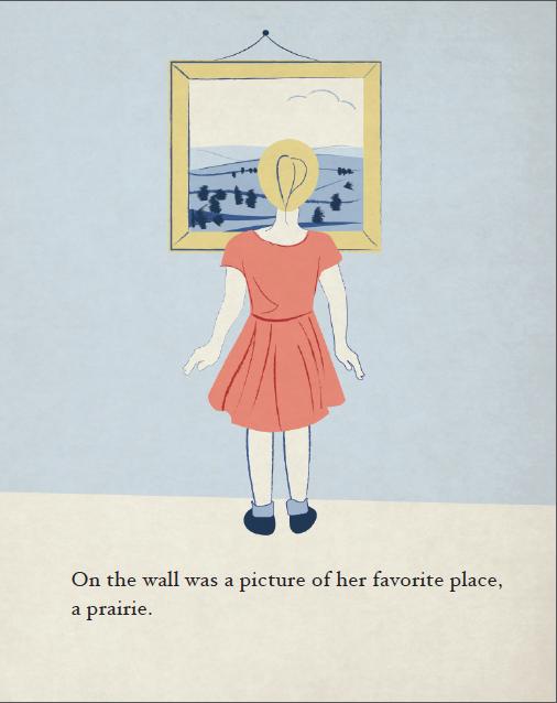 """The Secret Room"" children's book written by Ayden L.M. Grout and Abraham Burickson. Design by Danielle Baskin and Sasha Wizansky"