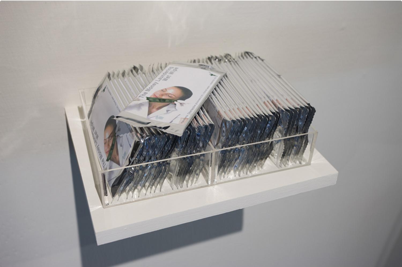 Money Laundering Wet Wipes  (2007), Ana Prvacki