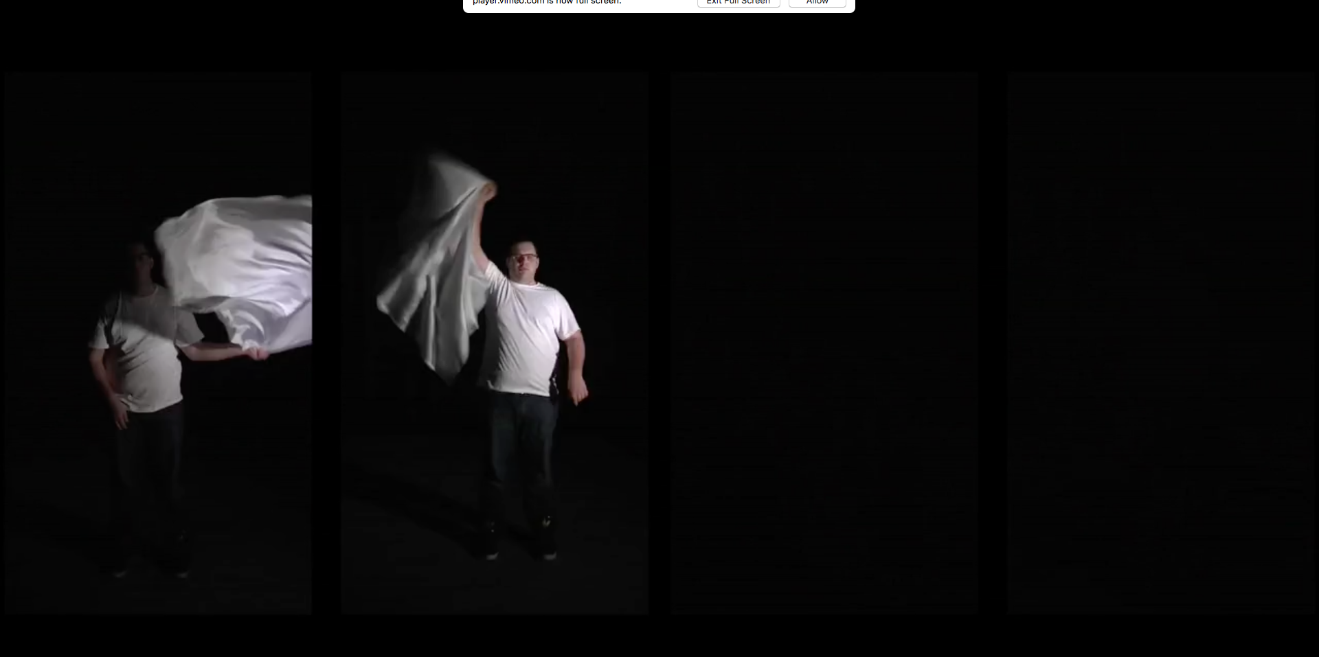 THE AWAKENING: A (RE)PERFORMANCE (2012), JAMES MURRAY