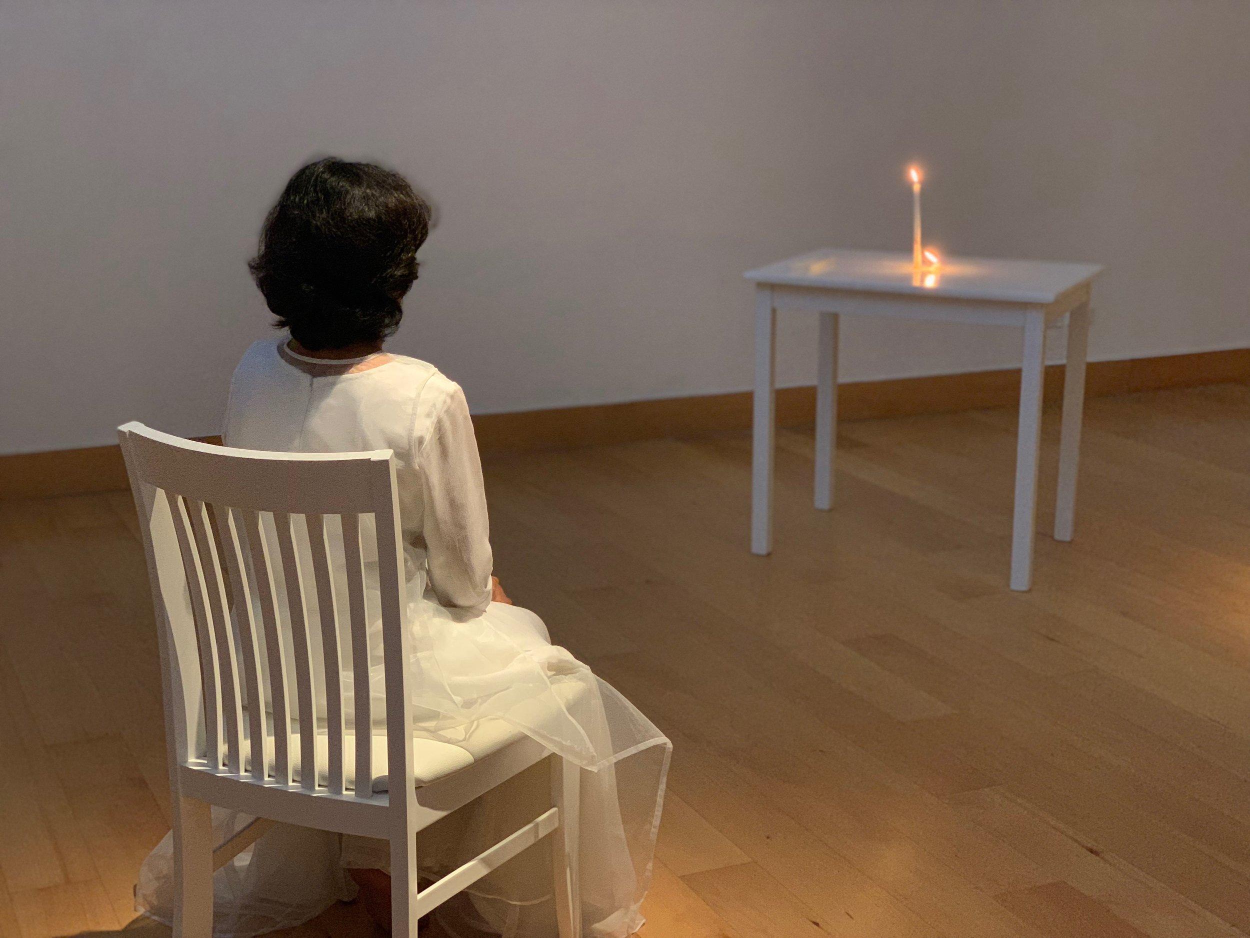 Vandana,  I The Flame  (2018)