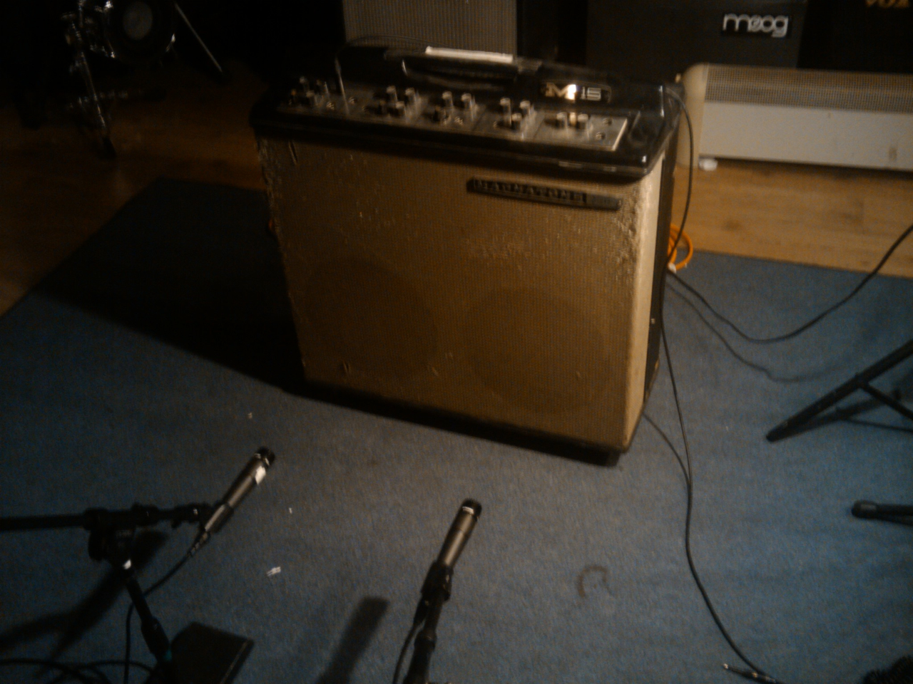 The M15 with Stereo Vibrato