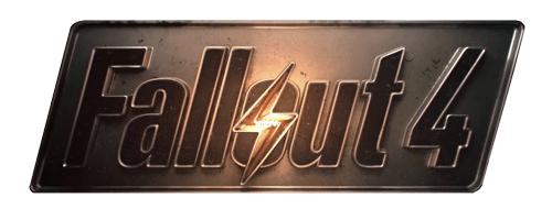 «Fallout 4 Logo» від RH Connor - Власна робота. Ліцензоване під CC0 через Вікісховище - https://commons.wikimedia.org/wiki/File:Fallout_4_Logo.png#/media/File:Fallout_4_Logo.png
