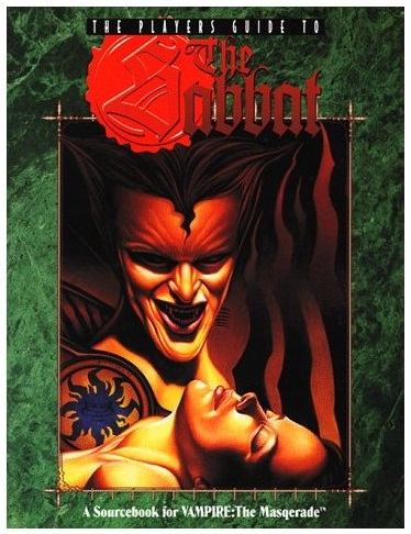 Lasombra — 25 Years of Vampire: The Masquerade — Utility