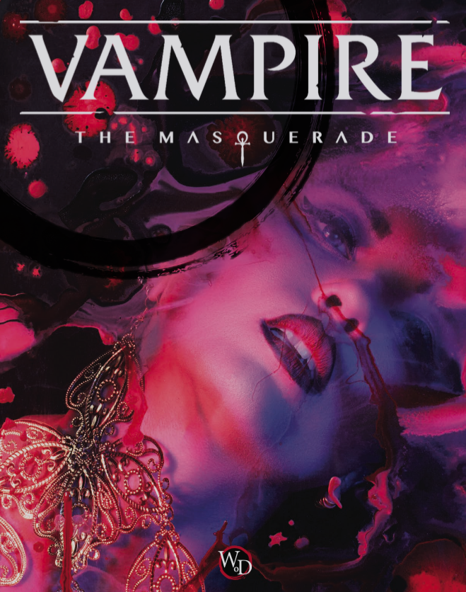V5 — 25 Years of Vampire: The Masquerade — Utility Muffin Labs