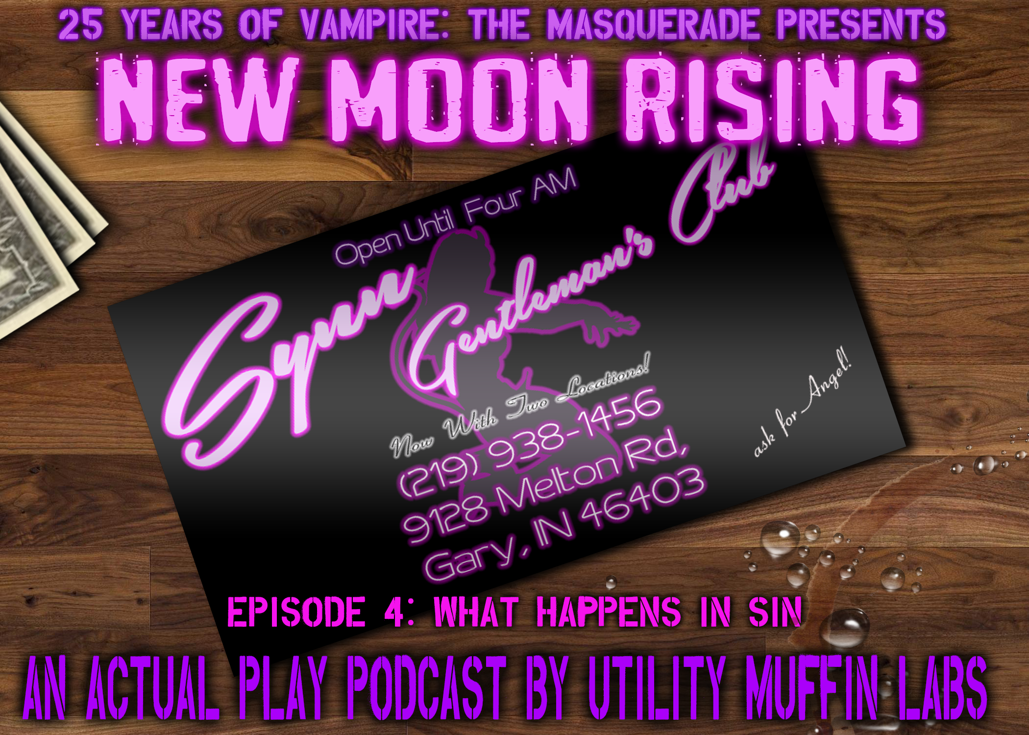 25 Years of Vampire: The Masquerade — Utility Muffin Labs