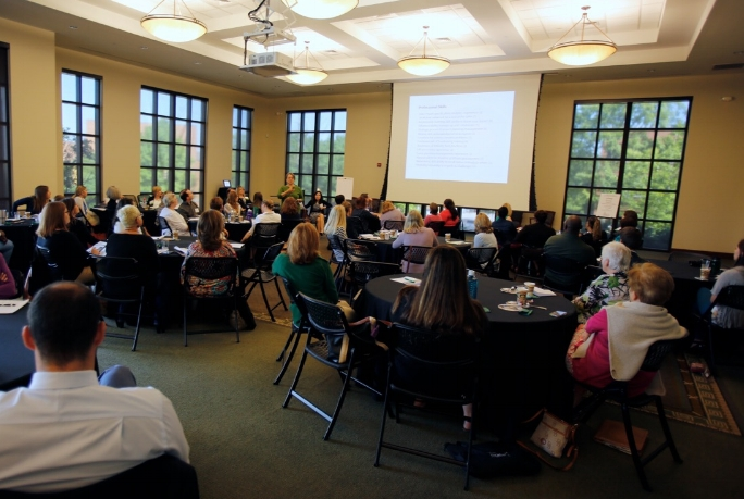 Presentation at Southeastern Donor Relations Conference, June 2016.