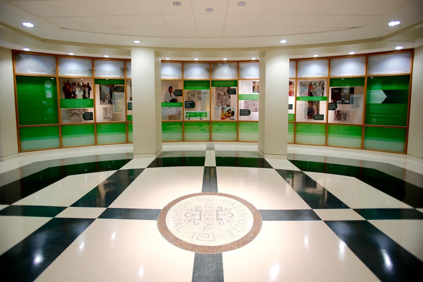 Greenville Health System, History Center