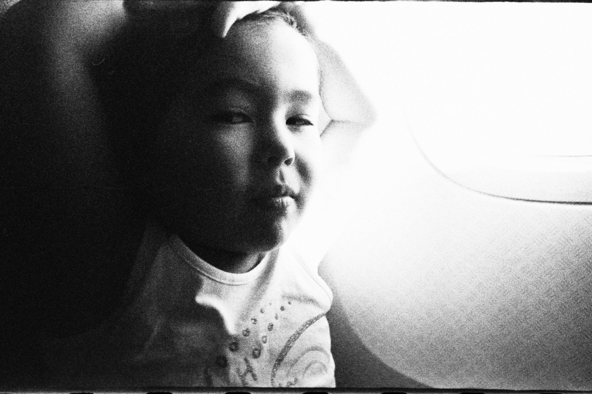 Ricoh GR1v; Expired Kodak UltraMax 400 (cross processed); D76 (stock, stand) @ 40c for 10 mins