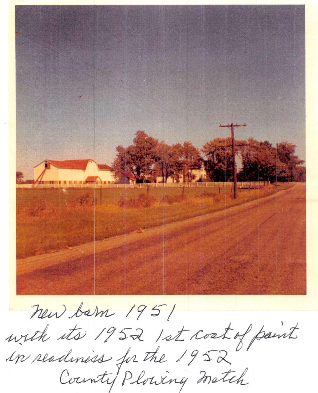 1952 - New Barn 1st coat of paint-1500.jpg