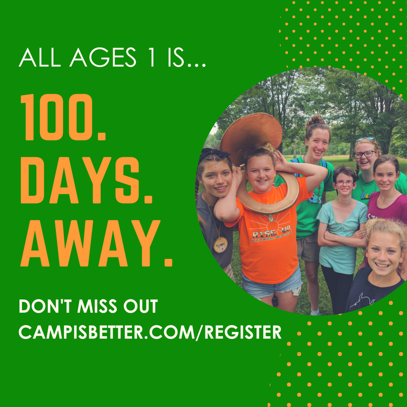Click here to register for the best summer yet!