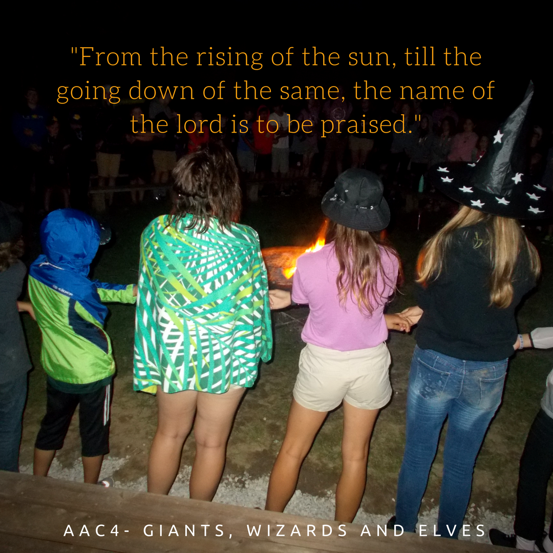 From the rising of the sun,till the going down of the same,the nme of the Lord is to be praised.png