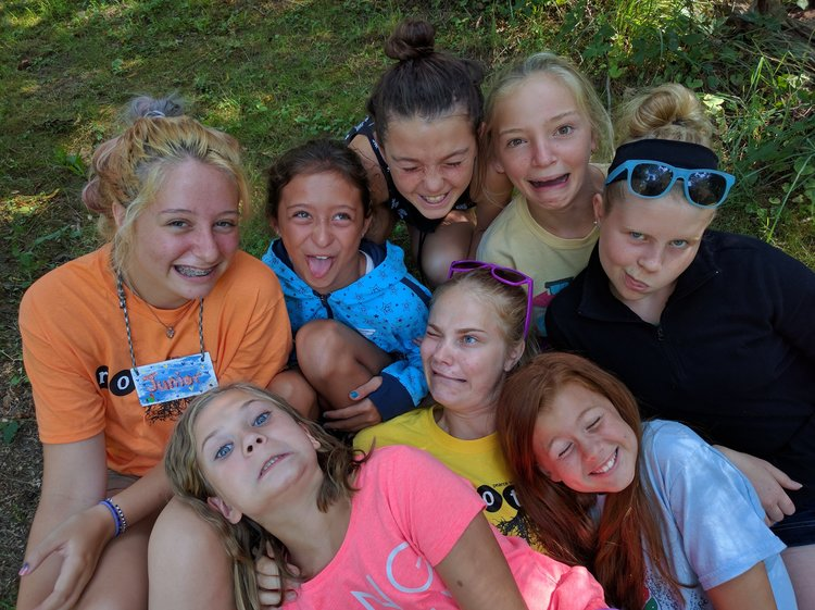 Camp teaches kids to be their weird, awesome, selves!