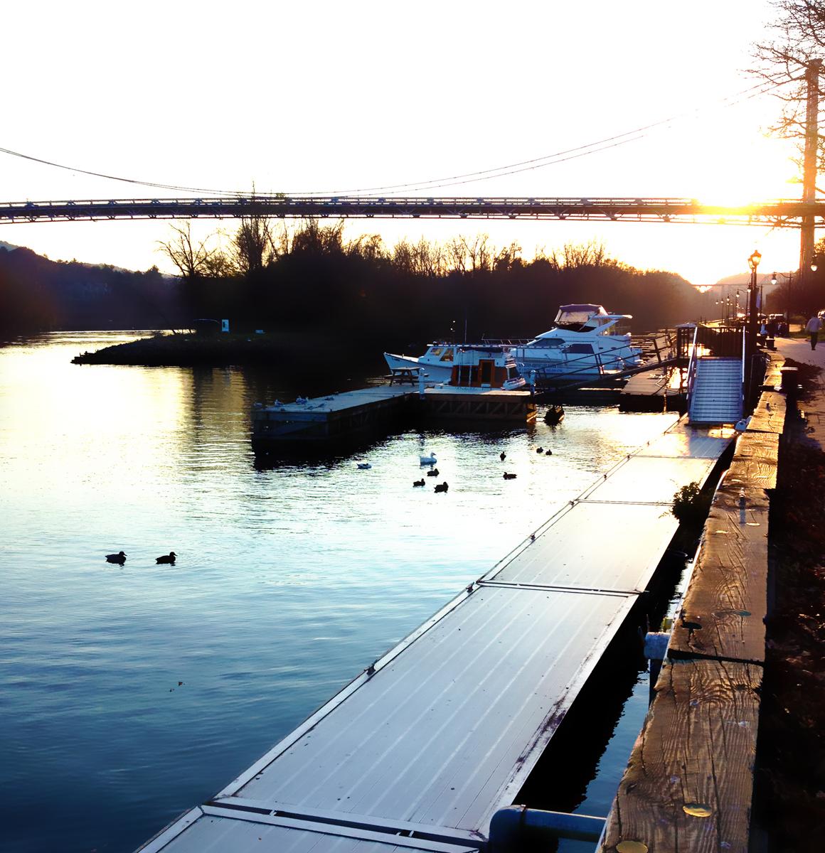 rondout-river-walk-kingston-weeeknder-the-saint-james-kingston.JPG