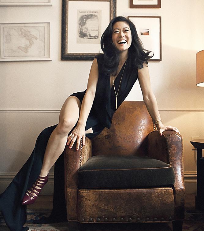Photo: Angela Jia Kim by  Lisa-Marie Mazzucco