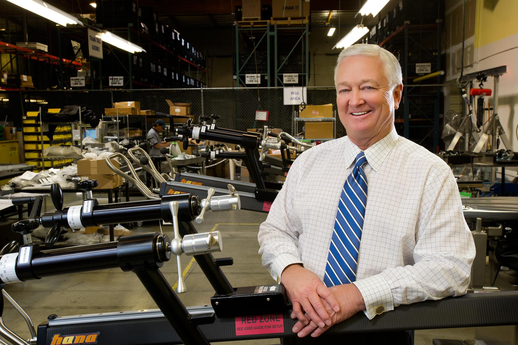 Mark Lane, Vice President, Worldwide Sales, MizuhoOSI