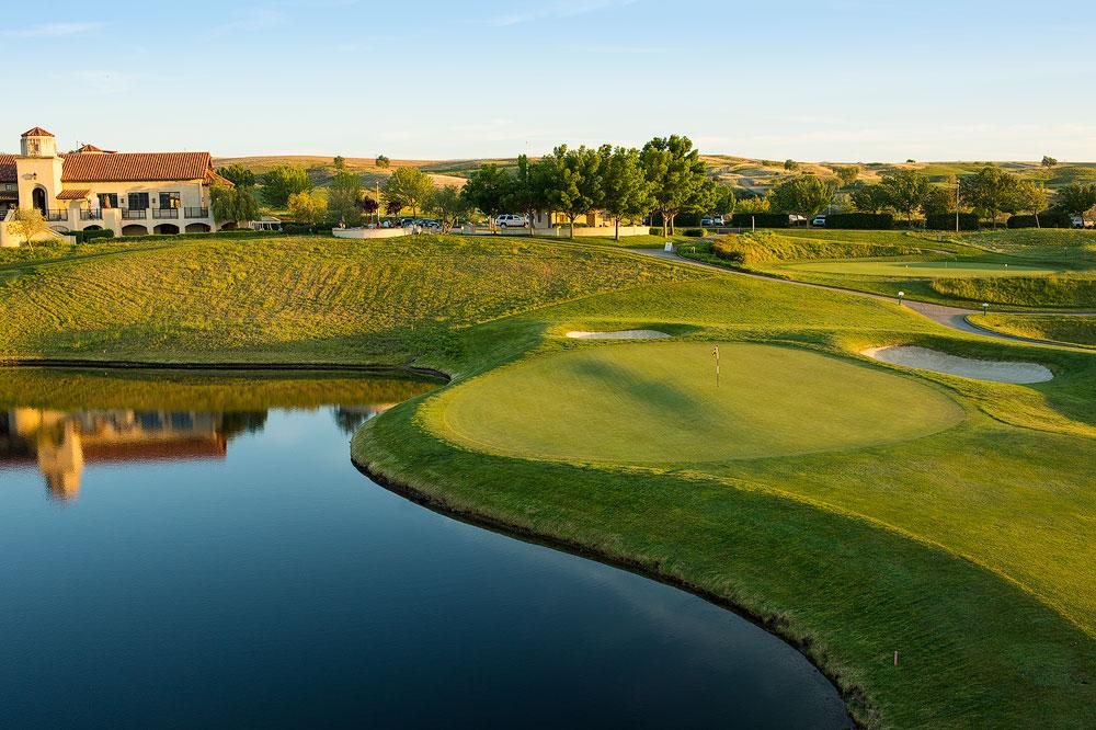 Poppy Ridge Golf Course, Livermore CA - Copyright 2014 Terry VanderHeiden