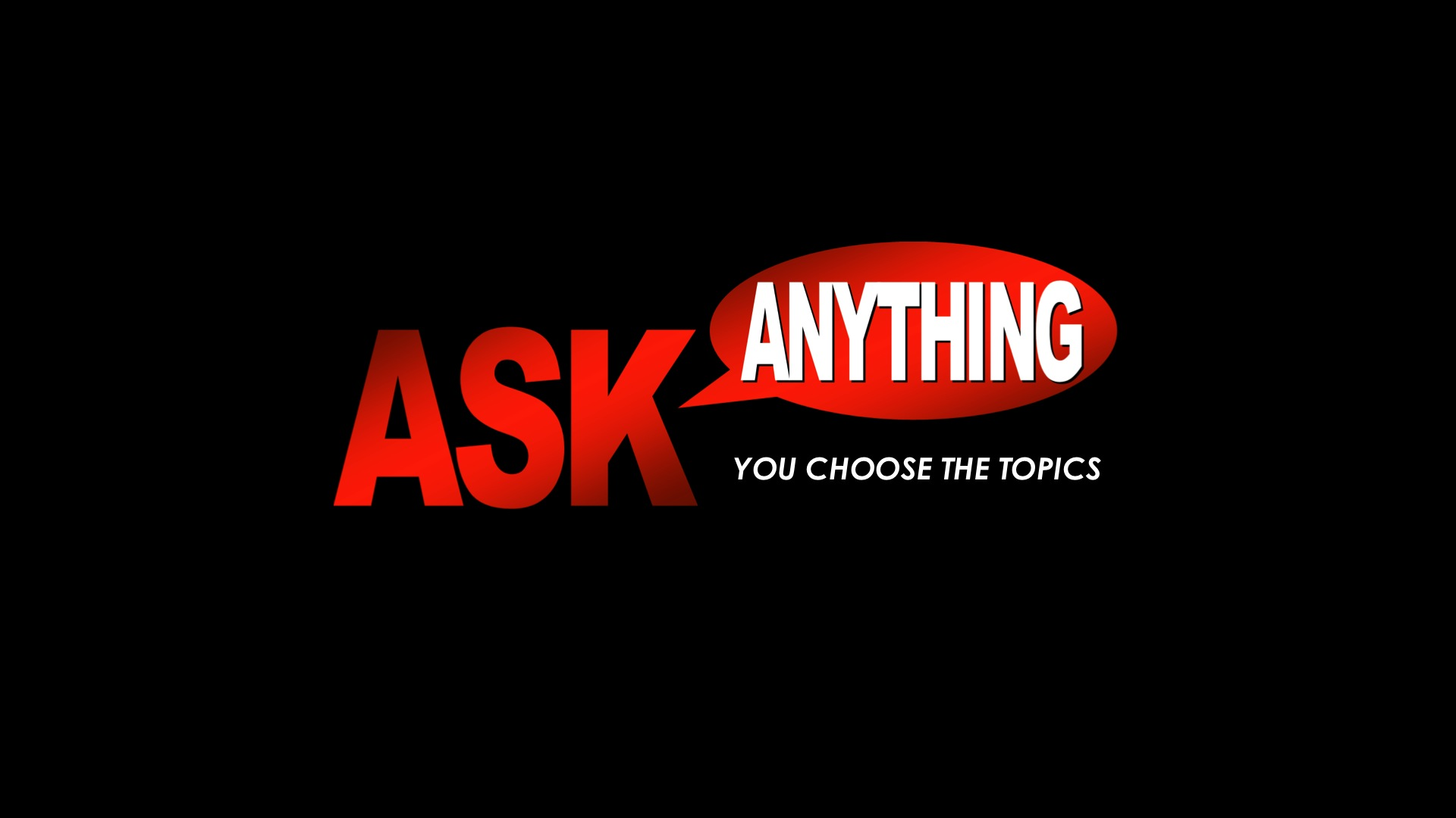 Ask Anything Sermon Archive