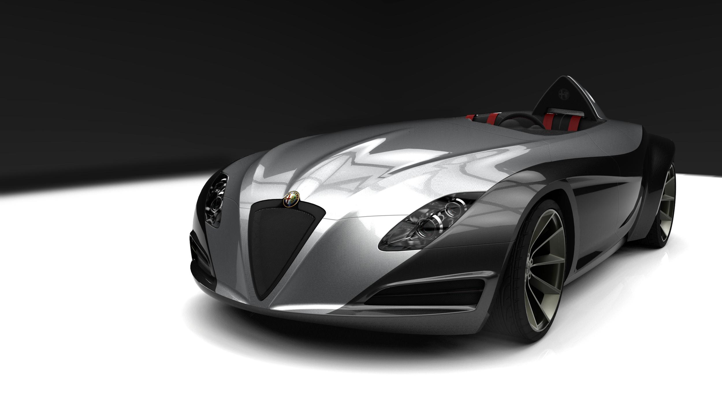 Alfa Romeo GT-V12