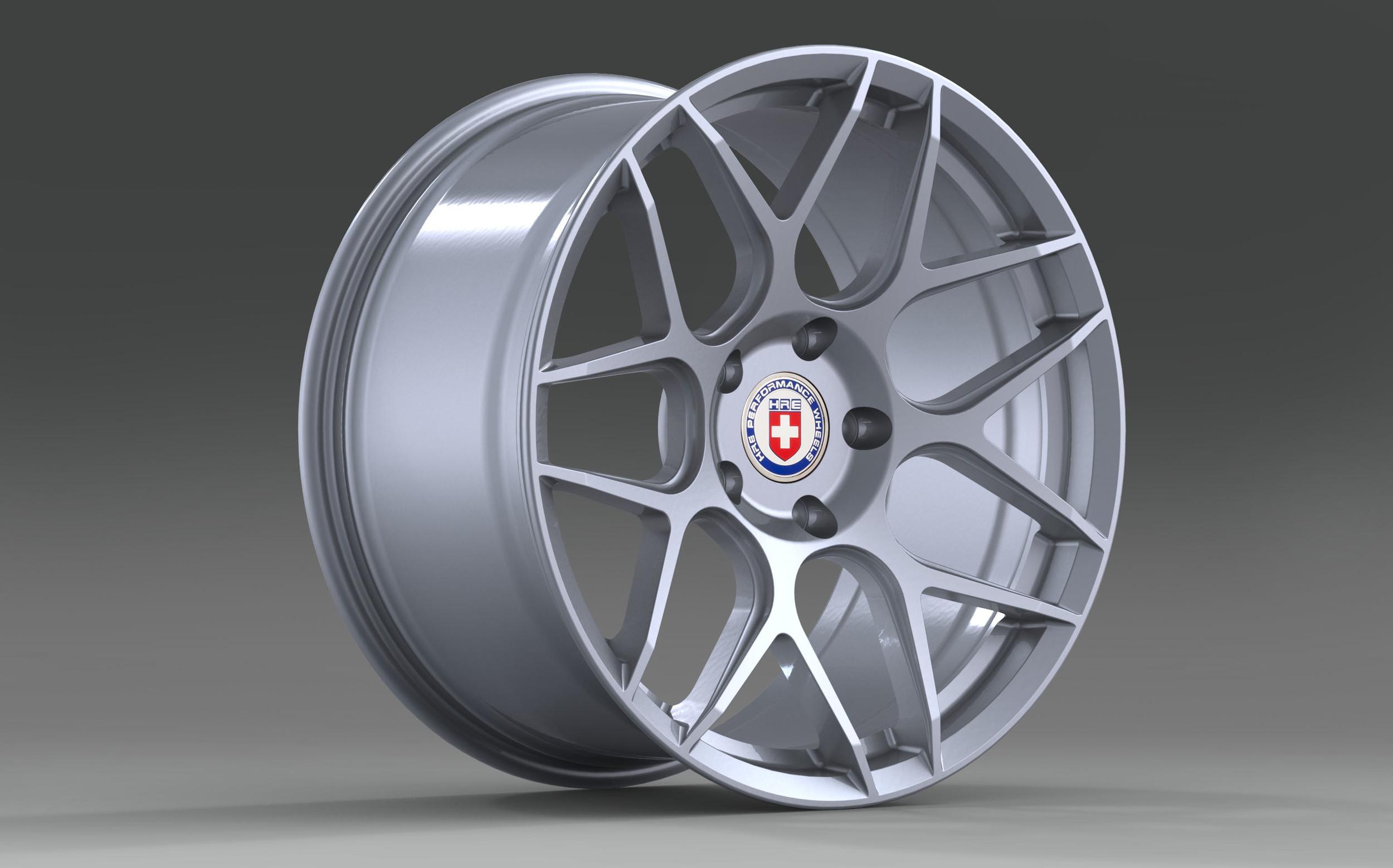HRE Wheel