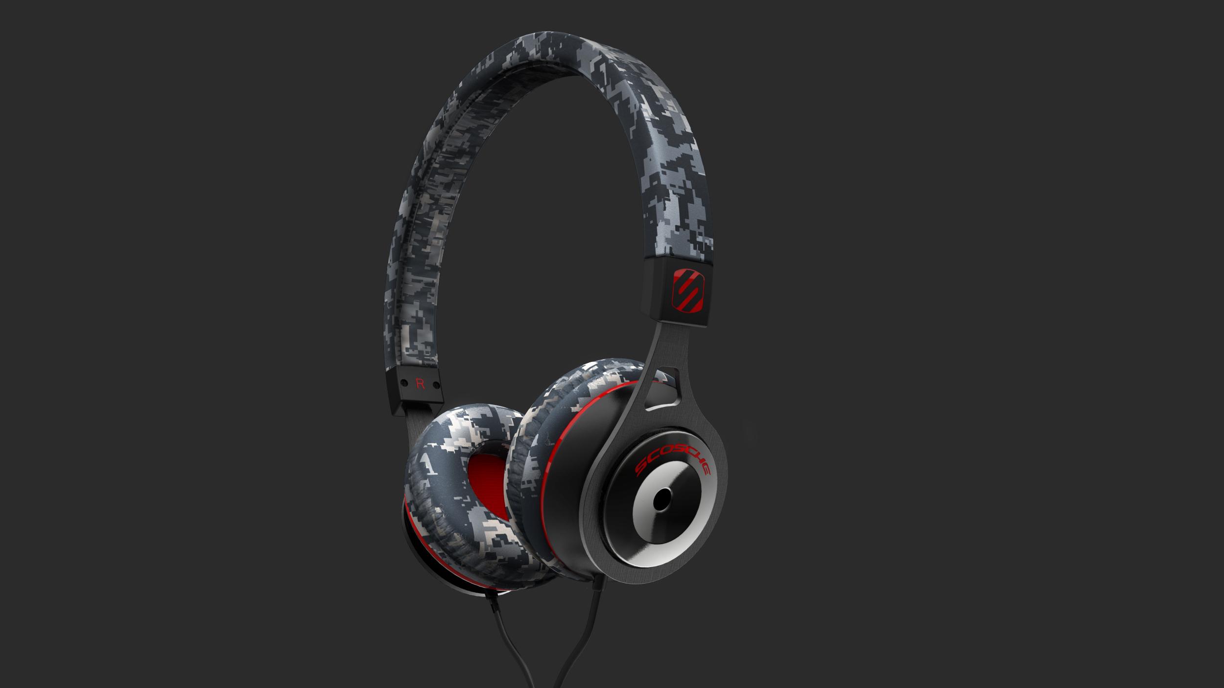 Scosche Headphones