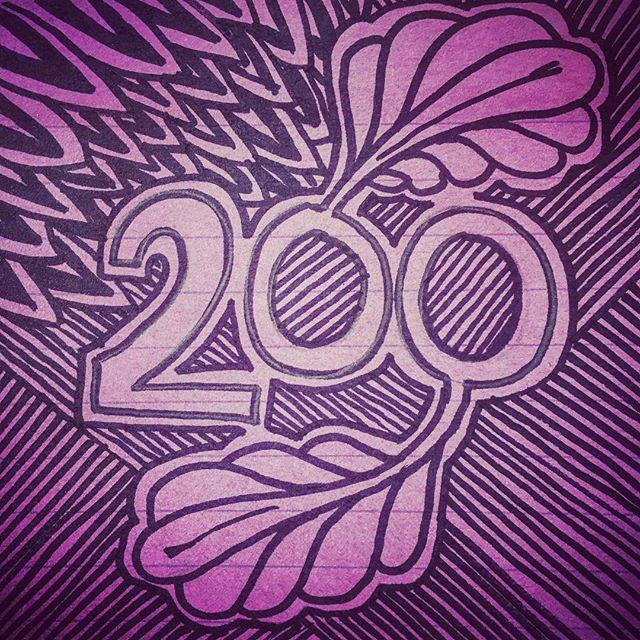 200 likes!! #200 #thankyou